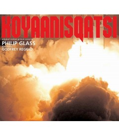 CD - KOYAANISQATSI (COMPLETE ORIGINAL SOUNDTRACK)