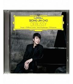 CD - SEONG-JIN CHO - DEBUSSY