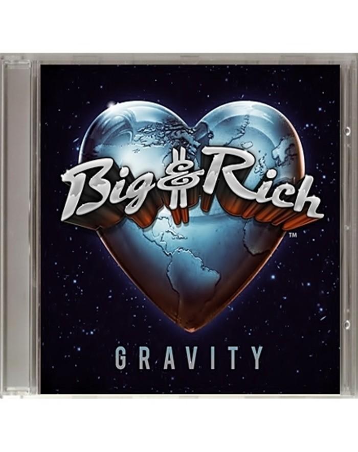 CD - BIG & RICH - GRAVITY