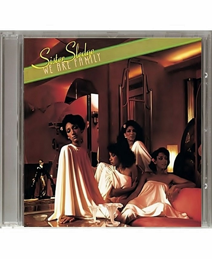 CD - SISTER SLEDGE - WE ARE FAMILY