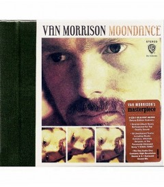 VAN MORRISON - MOONDANCE (DELUXE EDITION) (BLU RAY AUDIO + CD)