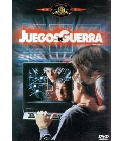 DVD - JUEGOS DE GUERRA - USADA