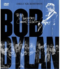 DVD - BOB DYLAN - THE 30° ANIVERSARY CONCERT CELEBRATION (DELUXE EDITION) - USADA