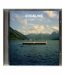 CD - KODALINE - IN A PERFECT WORLD - USADO