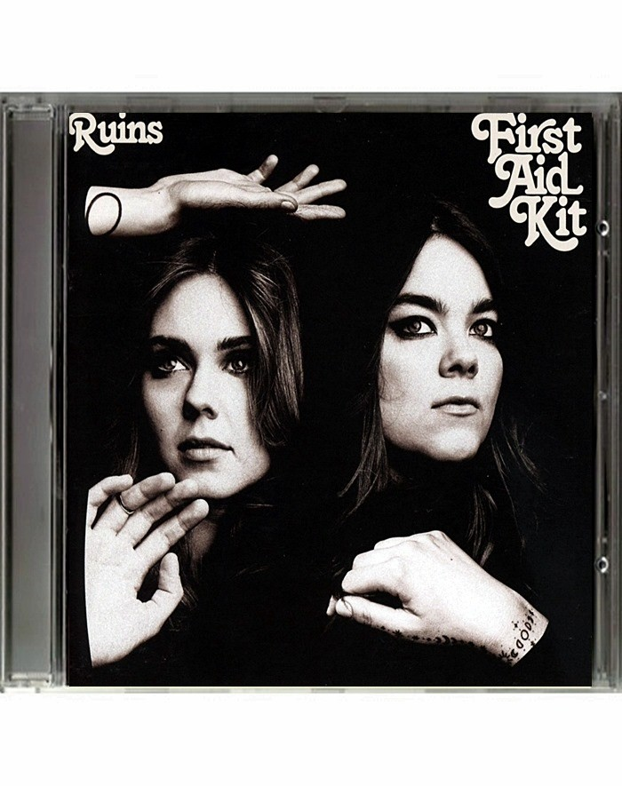 CD - FIRST AID KIT - RUINS - USADO