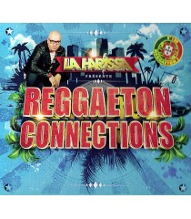 CD - LA HARISSA PRESENTS REGGAETON CONNECTIONS - USADO