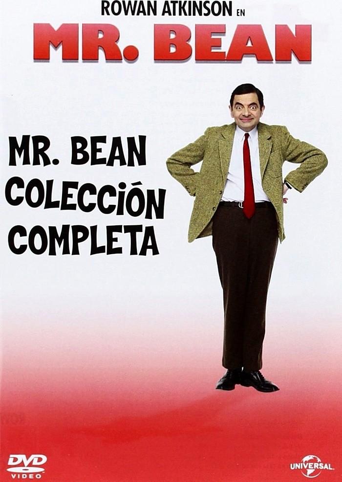 DVD - MR. BEAN (COLECCIÓN COMPLETA)