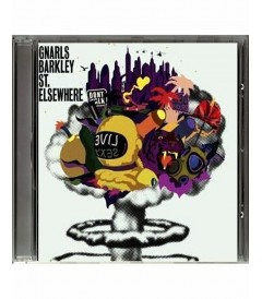 CD - GNARLS BARKLEY - ST. ELSEWHERE
