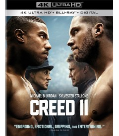 4K UHD - CREED II (DEFENDIENDO EL LEGADO)