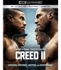 4K UHD - CREED II (DEFENDIENDO EL LEGADO)