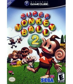 NINTENDO GAMECUBE - SUPER MONKEY BALL 2 - USADO