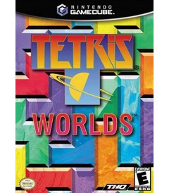 NINTENDO GAMECUBE - TETRIS WORLD - USADO