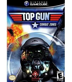 NINTENDO GAMECUBE - TOP GUN (COMBAT ZONES) - USADO
