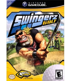 NINTENDO GAMECUBE - SWINGERZ GOLF - USADO