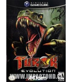 NINTENDO GAMECUBE - TUROK (EVOLUTION) - USADO