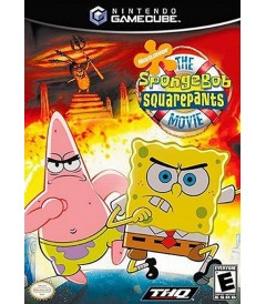 NINTENDO GAMECUBE - THE SPONGEBOB SQUAREPANTS MOVIE - USADO
