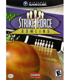 NINTENDO GAMECUBE - STRIKE FORCE BOWLING - USADO
