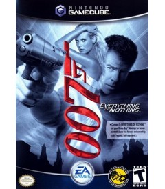 NINTENDO GAMECUBE - JAMES BOND 007 (EVERYTHING OR NOTHING) - USADO