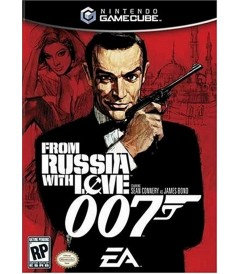 NINTENDO GAMECUBE - JAMES BOND 007 (FROM RUSSIA WITH LOVE) - USADO