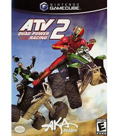 NINTENDO GAMECUBE - ATV 2 (QUAD POWER RACING) - USADO