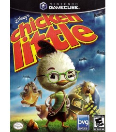 NINTENDO GAMECUBE - CHICKEN LITTLE - USADO