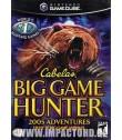 NINTENDO GAMECUBE - CABELAS BIG GAME HUNTER (2005 ADVENTURES) - USADO