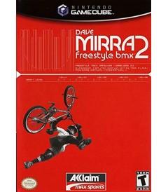 NINTENDO GAMECUBE - DAVE MIRRA (FREESTYLE BMX) 2 - USADO