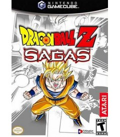 NINTENDO GAMECUBE - DRAGON BALL Z (SAGAS) - USADO