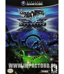 NINTENDO GAMECUBE - HOT WHEELS (X VELOCITY) - USADO