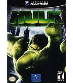 NINTENDO GAMECUBE - THE HULK - USADO