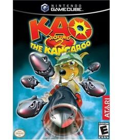 NINTENDO GAMECUBE - KAO THE KANGAROO (ROUND 2) - USADO