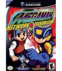 NINTENDO GAMECUBE - MEGAMAN (NETWORK TRANSMISSION) - USADO