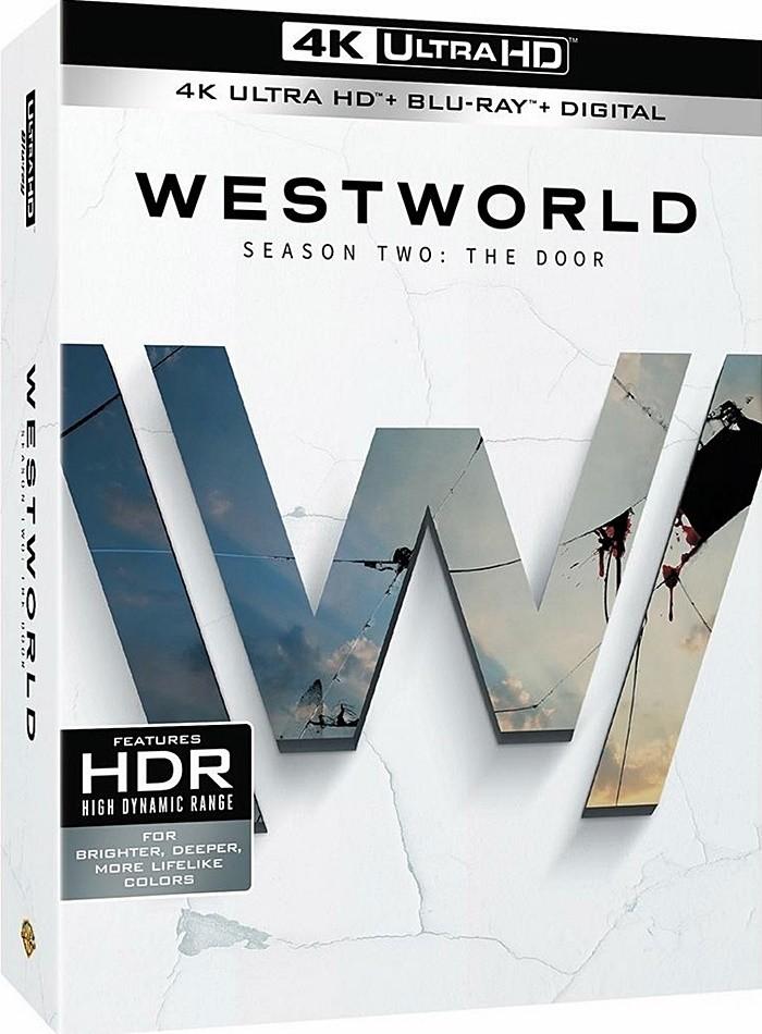 4K UHD - WESTWORLD - 2° TEMPORADA (LA PUERTA)