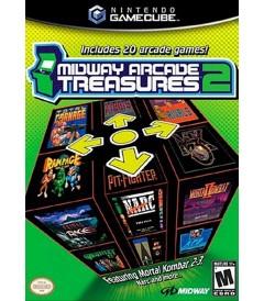 NINTENDO GAMECUBE - MIDWAY ARCADE TREASURES 2 - USADO