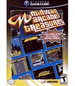 NINTENDO GAMECUBE - MIDWAY ARCADE TREASURES - USADO