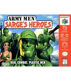 N64 - ARMY MEN (SARGES HEROES) - USADO