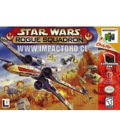 N64 - STAR WARS (ROGUE SQUADRON) - USADO