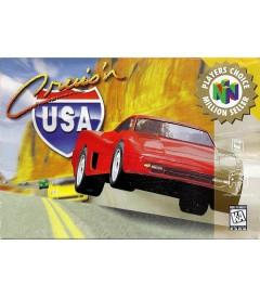 N64 - CRUIS'N USA - USADO