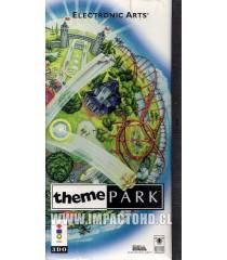 3DO - THEME PARK - USADO