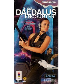 3DO - THE DAEDALUS ENCOUNTER - USADO