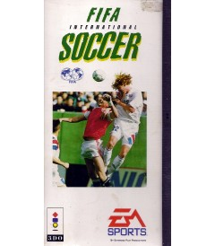 3DO - FIFA INTERNATIONAL SOCCER - USADO
