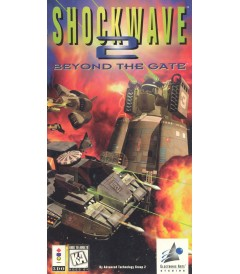3DO - SHOCK WAVE 2 BEYOND THE GATE - USADO