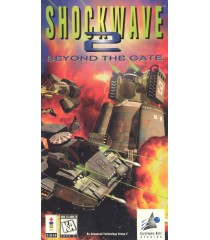 3DO - SHOCK WAVE 2 BEYOND THE GATE - USADO