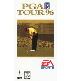 3DO - PGA TOUR 96' - USADO