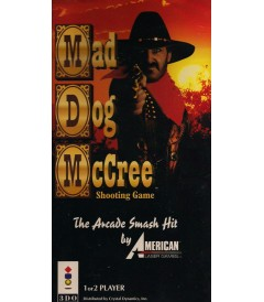 3DO - MAD DOG McCREE - USADO