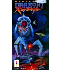3DO - STELLAR 7 DRAXON'S REVENGE