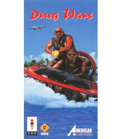 3DO - DRUG WARS - USADO