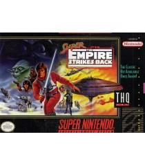 SNES - SUPER STAR WARS (THE EMPIRE STRIKE BACK) - USADO
