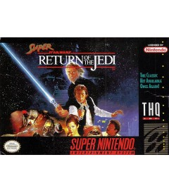 SNES - SUPER STAR WARS (RETURN OF THE JEDI) - USADO