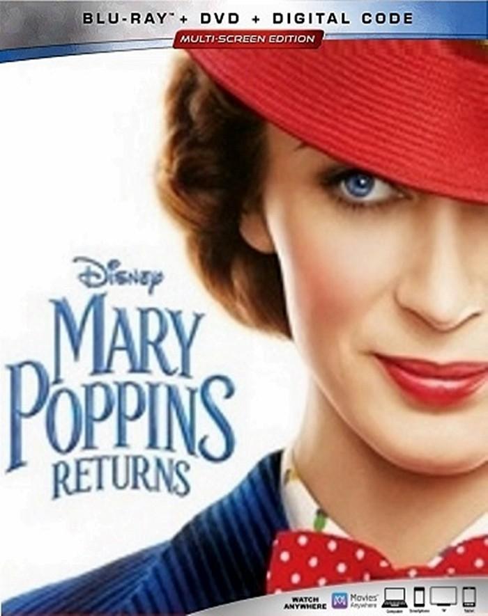 EL REGRESO DE MARY POPPINS - PRE VENTA